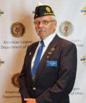 11th District Commander Russell Joe Peters