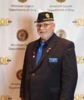 12th District Commander Rick Garren