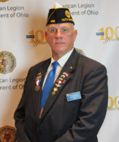 14th District Commander Christopher Hawkins Jr