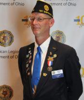 1st District Commander Jason Rue