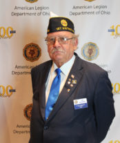 1st district 1st Vice Frank Joe Navarre