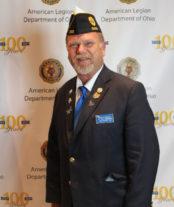 2nd District Commander Walter Meharg