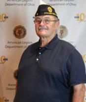 7th District Commander Kenneth Crawford