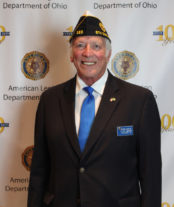 8th District Commander Richard Donovan