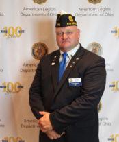9th District Commander Frank Adley