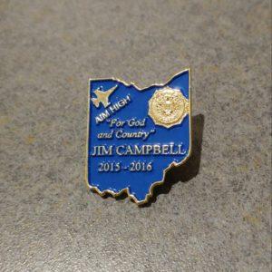 Commander Pin 2015-2016