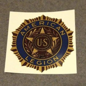 Emblem Window Decal-1