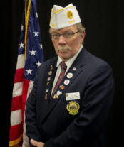 Joe Law- Asst Sgt at Arms