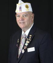 Past Department Commander Robert Schmitt