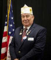 Ralph Jackson- Asst Historian