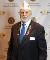 Sergeant At Arms Roy Terry