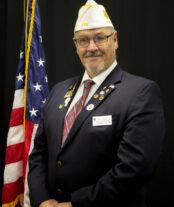 Steve Foster- Asst Sgt At Arms
