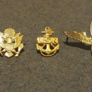 service lapel tacks
