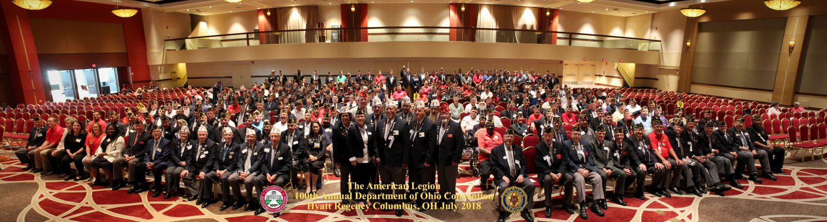 the american legion department of ohio